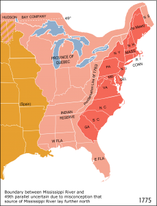 American History 13 Colonies