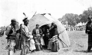 the Chippewa Tribe