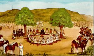 Native American Groups - Comanche Tribe