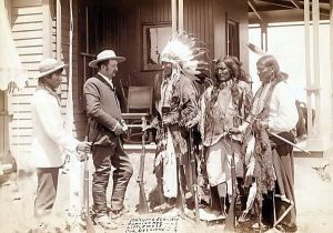 Details Chippewa Tribe History