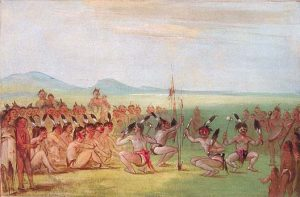 Eagle Dance, Choctaw, 1835–37