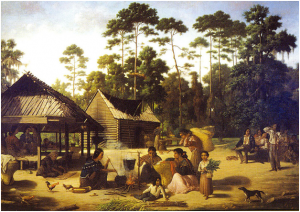 Food and Culture of the Choctaw Native Americans