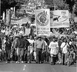 Rights of the Native Americans 1960s Movement