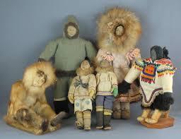 Native American dolls Inuit