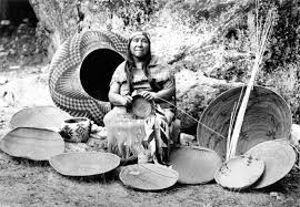 Native American Basket Weaving