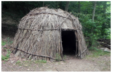 Native American Homes - Wigwam