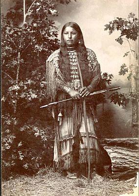 Native American Female Warriors
