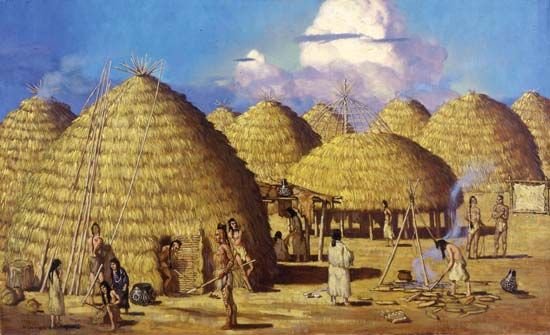 Louisiana Indian Tribe - Caddo