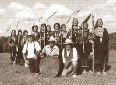 Louisiana Indian Tribe - Atakapa