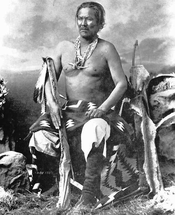 Chief Manuelito Biography and Facts The Long Walk