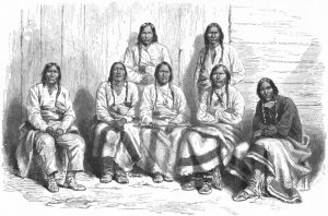 Chickasaw Native American Tribe